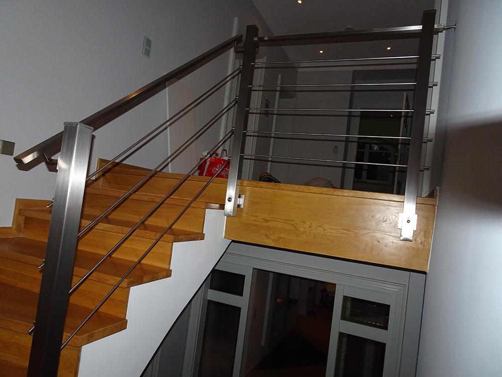 leipziger edelstahlbau und systemgel nder gel nder aus. Black Bedroom Furniture Sets. Home Design Ideas